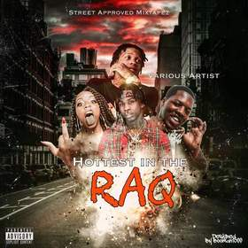Hottest in the Raq Various Artists front cover