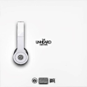 The Unheard Mixtape DJ S.R. front cover