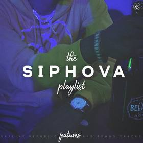 The SipHova Playlist DJ Tony H front cover