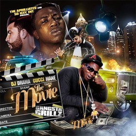 The Movie Gucci Mane front cover
