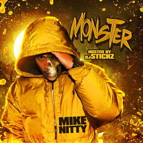 Monster Mike Nitty  front cover