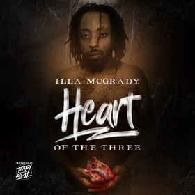 Heart Of The Three (HOTT) Illa McGrady front cover
