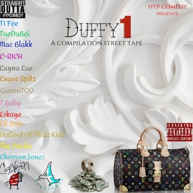 Hyp Comedy Presents:Duffy A Compilation Street Tape Various Artists front cover