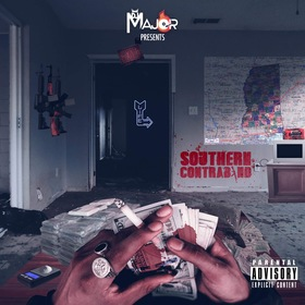 Southern Contraband DJ MAJOR 601 front cover