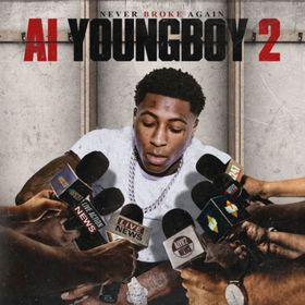 Nba Youngboy - AI Youngboy 2 DJ Jungle front cover