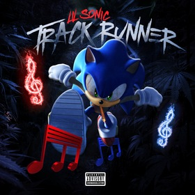 LIL SONIC - TRACK RUNNER DJ Nick front cover