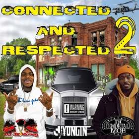 Connected & Respected Vol 2 Various Artists front cover