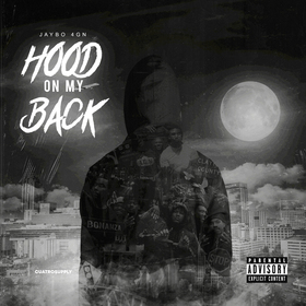 Hood On My Back Jaybo 4GN front cover