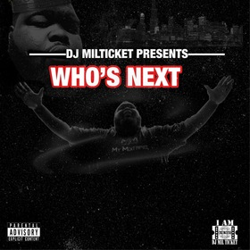 Who's Next DJ Milticket front cover