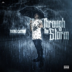 Through the Storm Young Ca$ton front cover