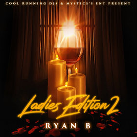 Ladies Edition 2 Ryan B front cover