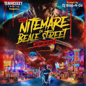 Nitemare On Beale Street (Jackin For Beats) By X2Ceezy DJ Stop N Go front cover