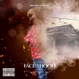 """Azo Word Play """"FACE OF THE HOOD """" Cubano Smoove front cover"""