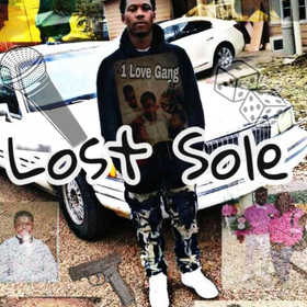 Lost Sole CarterKidd PooM front cover