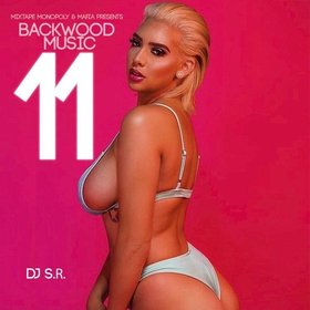 Backwood Music 11 DJ S.R. front cover