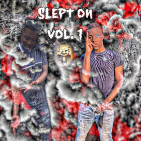 Slept On Vol. 1 Pooh Caine & YPC Montrell front cover