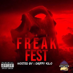 FreakFest Vol.1 drippykilo front cover