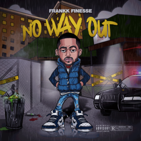 No Way Out Frankk Finesse front cover