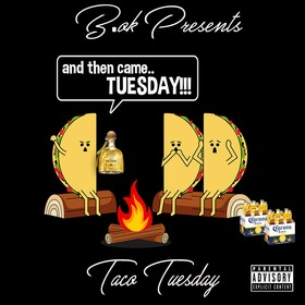 Taco Tuesday B.OK front cover