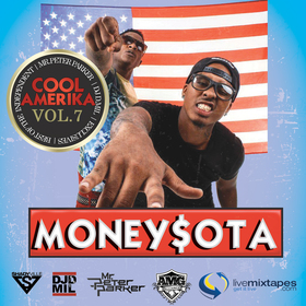 MoneySota Vol. 7 (Hosted by Cool Amerika) Mr. Peter Parker front cover