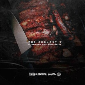 The Cookout 3 He Hoodrich front cover