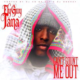 Cant Count Me Out FlyGuy Tana front cover
