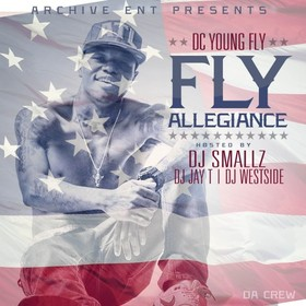 Fly Allegiance DC Young Fly front cover
