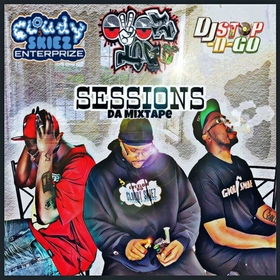 Sessions ( By Eyezlow Bo) by DJ Stop N Go