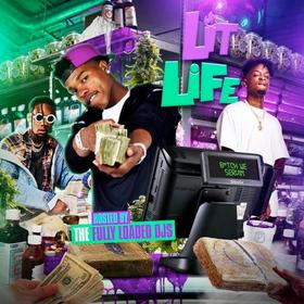 Lit Life Fully Loaded DJs front cover