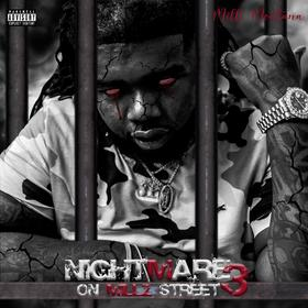 Nightmare On Millz St. 3 Milli Montana front cover