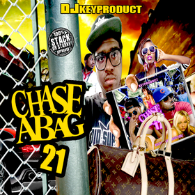 Chase A Bag 21 Stack Or Starve front cover