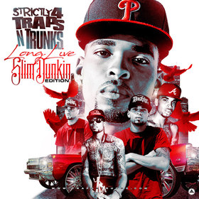 Strictly 4 The Traps N Trunks (Long Live Slim Dunkin Edition) Traps-N-Trunks front cover