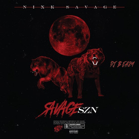 Savage Szn Nixk Savage  front cover