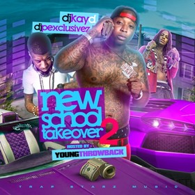 New School Takeover 2 DJ P Exclusivez front cover