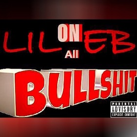 On ALL Bs Lil E.B front cover