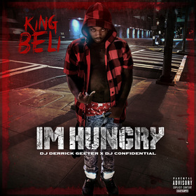 Im Hungry King Beli front cover