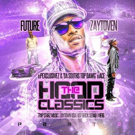 The Hood Classics 2 (Future) DJ P Exclusivez front cover