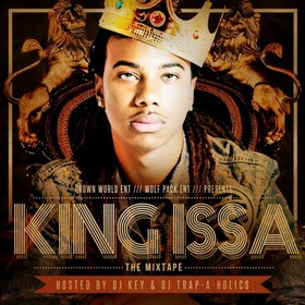 King Issa Issa front cover