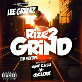 Rize 2 Grind DjClout front cover