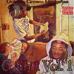 G Shit Vol. 1 Yung Fly Kid front cover