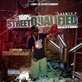 100% Street Qualified Various Artists front cover