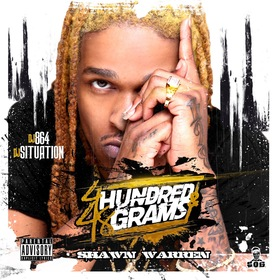4Hundred & 48Grams Shawn Warren  front cover