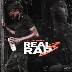 Real Rap 3 T James front cover
