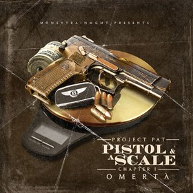 Pistol & A Scale Project Pat front cover