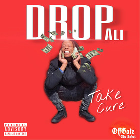 Take Cure Drop Ali front cover