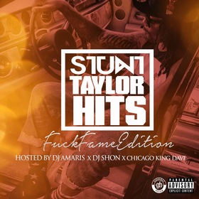 StuntTaylorHits Stunt Taylor front cover