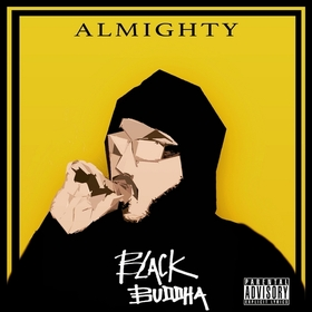 Almighty - Black Buddha  DJ Bishopp front cover