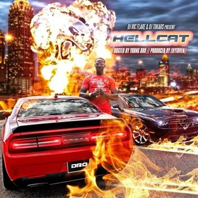 Hell Cat Young Dro front cover