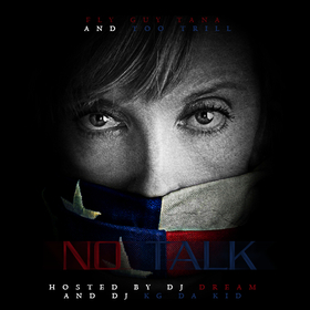 No Talk FlyGuy Tana front cover