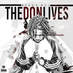 The Don Lives Murda Mal front cover